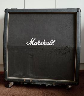 "Marshall 1960A 4x12"" Cabinet, 1979"