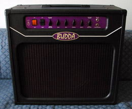 Budda Superdrive 30 Watt 1x12 combo