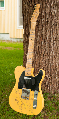 Fender '51 Nocaster Relic (2006), Fender Custom Shop, USA